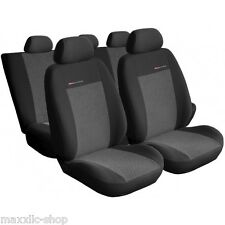 Premium Fabric CUSTOM Auto CAR SEAT COVERS Set  for BMW 3 E46 E90 5 E39