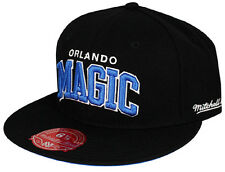 Mitchell & Ness NBA Orlando Magic 2 Tone Arch Fitted Cap
