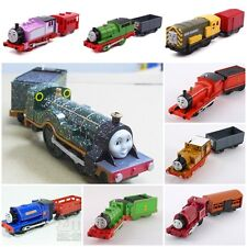 LOOSE FISHER PRICE  TRACKMASTER THOMAS BATTERY MOTORIZED TRAIN + TENDER CHOOSE