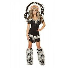 Native American Princess Costume Women Indian Costume Halloween Outfit Roma 4470