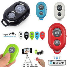 Bluetooth Shutter Release Remote Control for iPhone 4, 4S, 5, 5C,  5S-UK SELLER