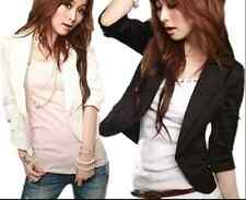Autumn coat big yards women cultivate one's morality code 7 minutes of sleeve
