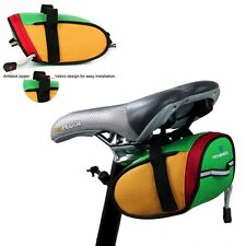 New Waterproof Bicycle Bike Saddle Outdoor Cycling Pouch Seat Bag Tail Package