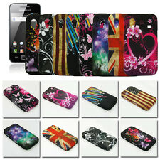 Pictorial Pattern Soft TPU GEL Case Cover for Samsung Galaxy Ace S5830, S5830i