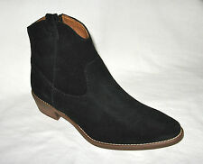 Madewell New in Box Barnwood Suede Boot Color:Black Retail:$198+Tax