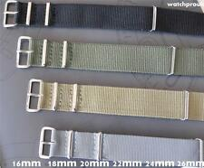 REPLACEMENT STRONG  ARMY MILITARY BAND  STRAP TO FIT CWC WATCH