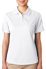 UltraClub Women's Stain Release Performance Polo Shirt, 3-Pack. 8445L