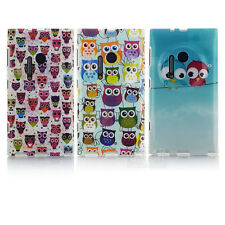 New Arrival Cute Pattern Soft TPU Phone Cover Case For Nokia Lumia 1020