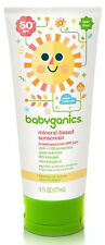 Babyganics Mineral-based Sunscreen - Safe for All Ages!