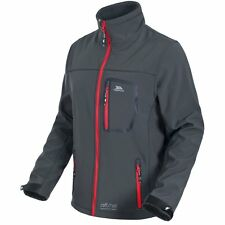 Trespass Mens Amherst Softshell Jacket Flint