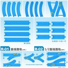 JAPAN TOMY PLARAIL TRACKMASTER THOMAS BATTERY TRAIN RAIL PART R-01 02 03 09 11