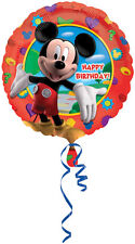 Mickey Mouse Happy Birthday Party Foil Balloon 18""
