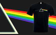 Pink Floyd Dark Side Of The Moon Top T Shirt Tee Music Rock Band All Sizes New