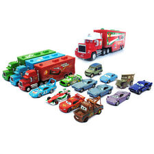 Disney Pixar Cars 43/95/86 King/Chick Hicks/Francesco/Mack Hauler Car+Truck ect