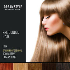 Pre Bonded Stick Tip 100% Remy Human Hair Extensions