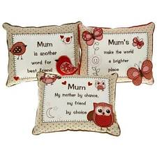 Mum Sentiment cushion Gifts 22930