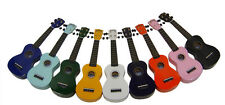 Mahalo Coloured Ukuleles Available In 6 Different Colours