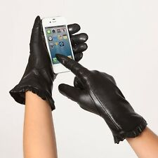 Warmen Touch Screen Nappa Leather Winter Gloves Iphone Ipad Smart Phone
