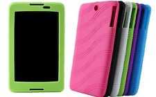 """Silicone Rubber Gel Skin Case Cover for Lenovo ideatab  7""""  A7-50 A3500"""