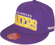 Mitchell & Ness NBA La Lakers 2 Tone Arch Fitted Cap