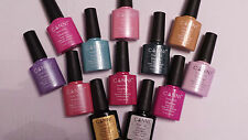 CANNI Shellac UV&LED Soak-off Nail Gel Polish Colours 1051-1107