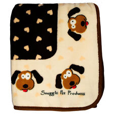 SnugglePuppie Blanket By Snuggle Pet Products (4 Styles!)