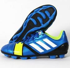 Adidas Nitrocharge 3.0 TRX blue junior blade moulded studs football boots Q33714