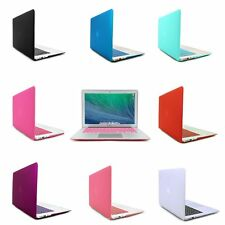 Hard Matte Case + Keyboard Cover For MacBook Pro 13 Air 13 11 Pro 15 Retina