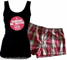 5 SECONDS OF SUMMER 5SOS PJ'S SLEEPWEAR - Up to size 18