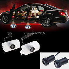 2 X LED Car door Led Welcome laser projector Logo Ghost Shadow Light For ALL CA