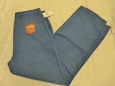 NWT MENS DOCKERS D3 CLASSIC FIT WASHED FIELD KHAKI PANTS $58 47579-0006 BLUE