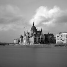 Poster / Leinwandbild Hungarian Parliament building - Alex Holland