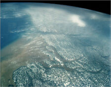 "Poster / Leinwandbild ""Aerial of the Mouth of Amazon"" - NASA"
