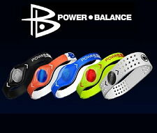 Original Power Balance Energy Bracelet ION Sports Wristband Silicone Hologram