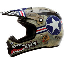 ONeal Wingman 5 Series Motocross Dirt Bike Off-Road MX ATV MTB Riding Helmet
