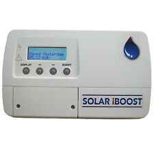 Solar PV I boost Immersion Relay - Reduced Price & Free Postage - Free Hot Water