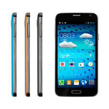"5"" Unlocked Android 4.2 Smart Phone Dual Core Dual SIM WIFI AT&T Straight Talk"