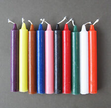 "Single 6"" Taper Spell Candle - Choice of 10 Colors! Magic Ritual Altar Candles"