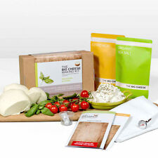 The Big Cheese Making Kit Quirky Gift Idea Craft Idea - Available in 2 Flavours