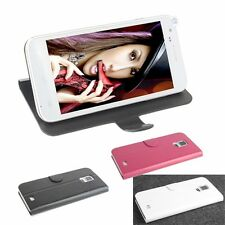 New Accessory Smart Case PU Leather Cover Shell For Doogee Voyager 2 DG310 phone