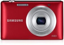 "Samsung ST72 Digital Camera - 16.2 MP CCD Sensor, 5x Zoom, 3"" TFT LCD Display"
