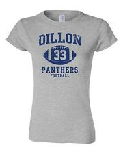 Junior Dillon Football Retro Sports Novelty DT T-Shirt Tee