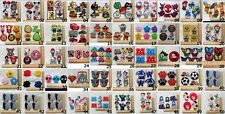 Wholesale Kids Gifts Cartoon Embroidered Iron/Sew On Patch Patch Badge Appliqué