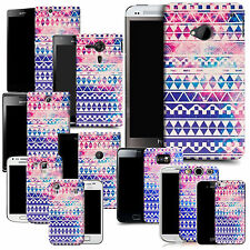 Retro Aztec Design Case Cover for Various Mobile Phones