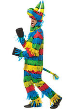 Brand New Colorful Pinata Game and Prizes Funny Adult Costume