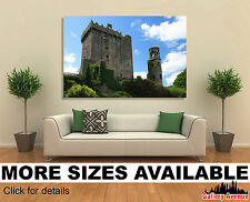 Wall Art Canvas Picture Print (Unframed) - Blarney Castle of Ireland 3.2