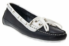 Sebago Bala Boat Shoes Navy & White Deck/Casual Shoes REDUCED **IDEAL GIFT**