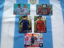 Adrenalyn XL - FIFA World Cup 2014 - Double Trouble, Goal Machine, Icon Choose
