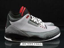 136064 003 Nike Air Jordan 3 III Stealth Red Men's SZ 11 concord cement sb space