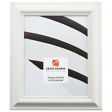 Craig Frames White Weathered Wood Picture Frames-Custom Sizes